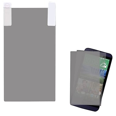 Insten 2-Pack Clear LCD Screen Protector Film Cover For HTC Desire 510