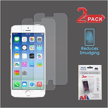 Insten Matte Anti-Glare Screen Protector Guard For iPhone 6/6s, 2/Pack (2229277)