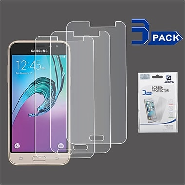 Insten ? Protecteur d?écran ACL pour Samsung Galaxy Amp Prime/J3, 3/paquet (2237508)