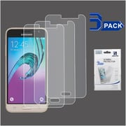 Insten 3-Pack LCD Screen Protector Guard For Samsung Galaxy Amp Prime / J3 (2016)