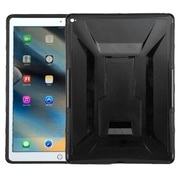 "Insten 2-Layer Full body Rugged Hybrid Protective Hard PC/Silicone Case with Kickstand For iPad Pro 12.9"" (2015) - Black"