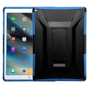 """Insten 2-Layer Full body Rugged Hybrid Protective Hard PC/Silicone Case with Stand, iPad Pro 12.9"""" (2015) -Black/Blue (2177158)"""