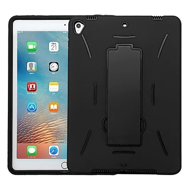 Insten Symbiosis Skin Hybrid Rubber Hard Case w/stand For Apple iPad Pro (9.7