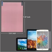 Insten Clear Transparent LCD Screen Protector Polyethylene (PET) Film for Apple iPad 1/2/3/4/Air/Air 2