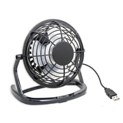 Syba Compact USB Desk Fan USB Powered with On/Off Switch (1944112)