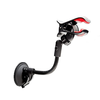 Connectland Car Window Clip Holder Suction Cup for Smartphones GPS and MP3