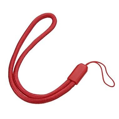 Insten ? Dragonne en nylon, rouge, 5/paquet (2163104)