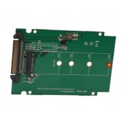 "Syba 2.5"" U.2 (SFF-8639) to M.2 (PCIe I/F) Adapter, PCI-Express 3.0 x4 Base"