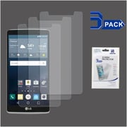 Insten 3-Pack Clear HD Screen Protector Film For LG G Stylo/G Vista 2