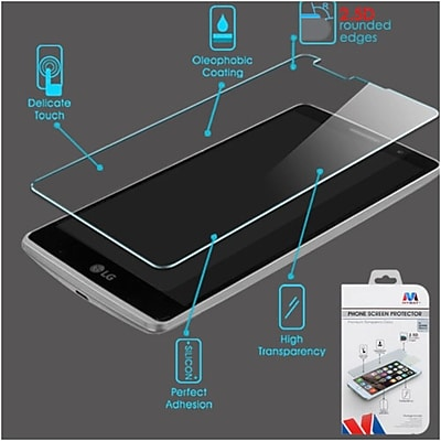 Insten Clear Tempered Glass LCD Screen Protector FIlm Cover For LG Stylo 2 / Stylus 2