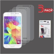 Insten 3-Pack Clear HD Screen Protector Film For Samsung Galaxy Core Prime/Core Prime (Boost)