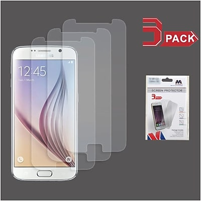 Insten 3-Pack Clear HD Screen Protector For Samsung Galaxy S6