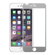 Insten 3D Curved TItanIum Alloy Full Coverage Tempered Glass Screen Protector For IPhone 6 Plus/6s Plus, Space Gray