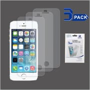 Insten 3-Pack Clear HD Screen Protector For iPhone 5/5C/5S/SE