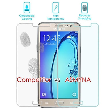 Insten 2-Pack Clear Tempered Glass LCD Screen Protector FIlm Cover For Samsung Galaxy On5