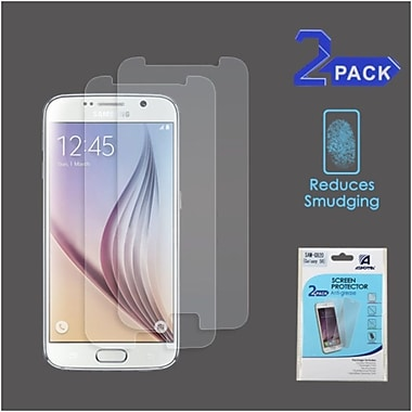 Insten Anti-Glare Screen Protector Guard For Samsung Galaxy S6, 2/Pack (2229268)