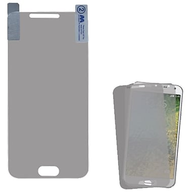 Insten 2-Pack Clear LCD Screen Protector Film Cover For Samsung Galaxy E5