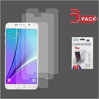 Insten 3-Pack Clear HD Screen Protector Film For Samsung Galaxy Note 5