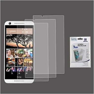 Insten ? Protecteur d?écran ACL transparent pour HTC Desire 626/626s, 3/paquet (2229248)