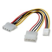 IOCrest Molex 4 pin to 4 pin IDE Power Cable