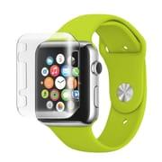 Insten ? Protection en gel résistant aux chocs pour Apple Watch iWatch, transparent