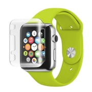 Insten Gel Bumper For Apple Watch iWatch, Clear