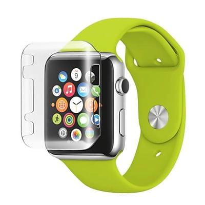 Insten Gel Bumper For Apple Watch iWatch 38mm - Clear