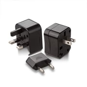 Insten USB AC Wall Travel Charger Adapter For Apple iPhone Samsung HTC Nokia LG Phone Tablet (with US/EU/UK/AU plugs)