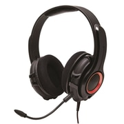 GamesterGear Cruiser PC200 2.0 Stereo Online Gaming Headset w/mic Black