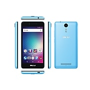 BLU Products S010QBLU STUDIO G2 Smartphone (Blue)