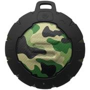 SOUL STORM 81970473 Weatherproof Bluetooth® Speaker (Camo Red)