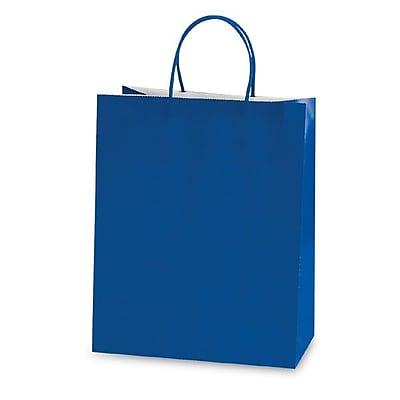Flomo- Large Gift Bags, ROYAL BLUE, 60/Pack,