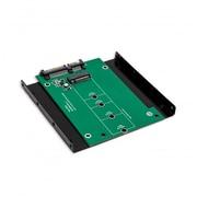 Syba 3.5 Inch Mount M.2 SSD Slot to SATA III Port Adapter