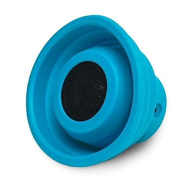 Oblanc X-Horn WIreless Bluetooth 2.1 +EDR CollapsIble Speaker Portable UnIversal - Blue