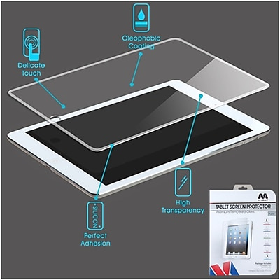 Insten Tempered Glass Screen Protector For Apple IPad AIr 2607317