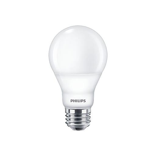 Philips 9.5 Watts Warm White LED Bulbs, 6/Carton (479444)