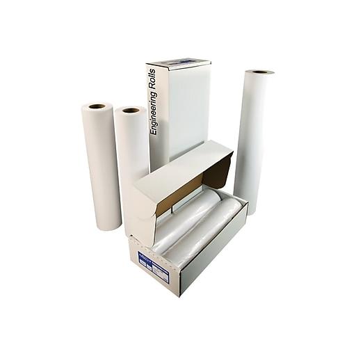 "Alliance Wide Format Engineering Paper, 36"" x 500', 2/Carton (36510)"