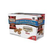 Snyder's of Hanover, Mini Pretzels, Original, 0.9 Oz., 60/Carton (827582)