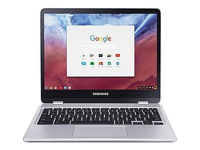 "Samsung Plus XE513C24-K01US 12.3"" Chromebook Laptop, Rockchip RK3399"