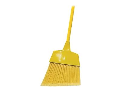 O'Dell Slant Angled Broom, Yellow (F11601M)