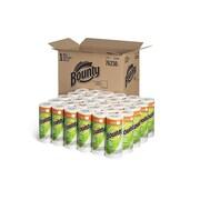 Bounty Kitchen Rolls Paper Towels, 2-Ply, 36 Sheets/Roll, 30 Rolls/Carton (76230/95028)