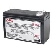 APC Cartridge #110 UPS Replacement Battery, Black (APCRBC110)