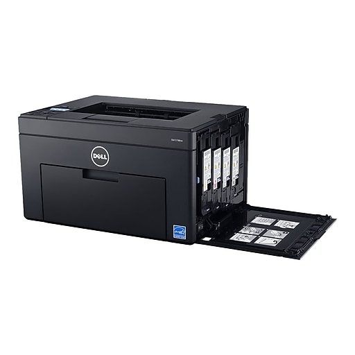 Dell C1760nw CGFYN USB, Wireless, Network Ready Color Laser Printer