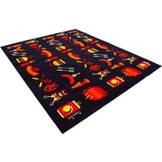 "Doortex Rectangular  Fire Retardant BBQ Mat, Cook 39""x60""(FR4BQ3960C)"