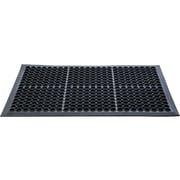 """Doortex Open Top Anti-Fatigue Mat 32""""x48"""", Black(FR480120FHA)"""