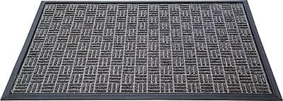 Floortex Doortex Ribmat Heavy Duty Indoor/Outdoor Entrance Mat 24