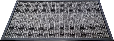 Floortex Doortex Ribmat Heavy Duty Indoor/Outdoor Entrance Mat 36
