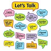 Scholastics Conversation Starters: Bulletin Board Set (SC-823624)