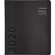 2020 AT-A-GLANCE Monthly Planner Contemporary Graphite (70-260X-45-20)