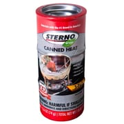 Sterno 20230 2.6-Ounce 45-Minute Cooking Fuel, 3-Pack